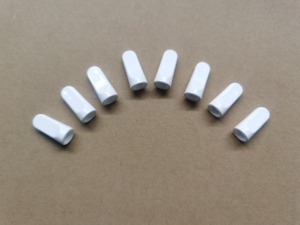 High quality Alumina electronic ceramic cigarette holder Insulation ceramic part